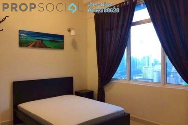For Rent Serviced Residence at Vue Residences, Titiwangsa Freehold Fully Furnished 0R/1B 1.65k