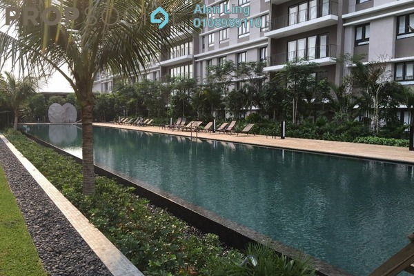 For Sale Condominium at Windows On The Park, Bandar Tun Hussein Onn Freehold Semi Furnished 3R/2B 580k