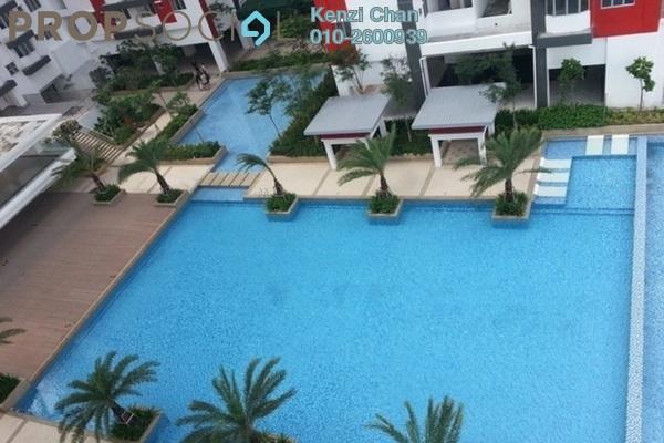 For Sale Condominium at Main Place Residence, UEP Subang Jaya Freehold Semi Furnished 2R/2B 380k