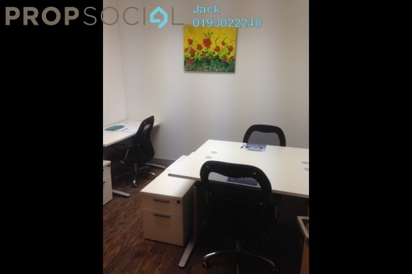 For Rent Office at Etiqa Twins, KLCC Freehold Fully Furnished 0R/0B 2.7k
