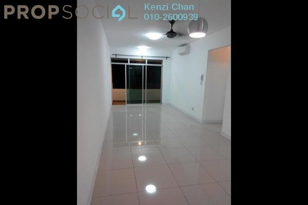 For Sale Condominium at Kiara Residence, Bukit Jalil Leasehold Semi Furnished 3R/2B 680k