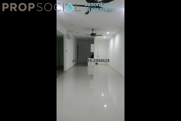 For Rent Condominium at Le Yuan Residence, Kuchai Lama Freehold Semi Furnished 4R/3B 2k