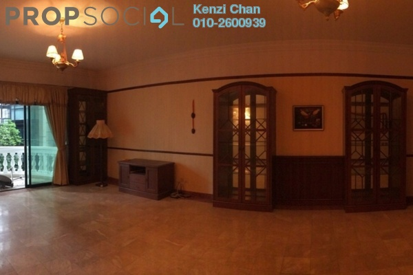 For Sale Condominium at The Troika, KLCC Freehold Semi Furnished 4R/3B 3.35m