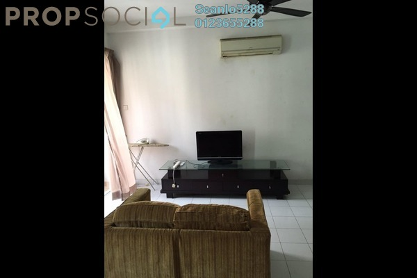 For Rent Condominium at Casa Tiara, Subang Jaya Freehold Semi Furnished 0R/1B 1.6k