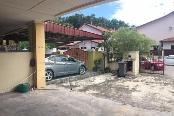 For Sale Land at Taman Melodies, Johor Bahru Freehold Fully Furnished 3R/2B 800k