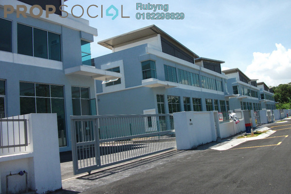 For Rent Factory at Taman Teluk Gedung Indah, Port Klang Leasehold Unfurnished 3R/1B 9.8k