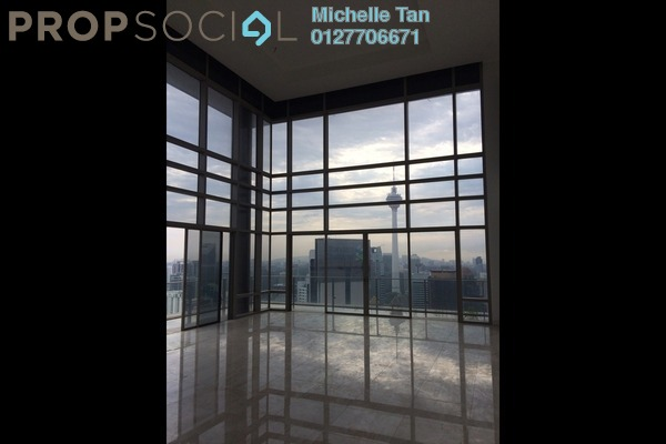 For Sale Duplex at Pavilion Residences, Bukit Bintang Leasehold Semi Furnished 5R/6B 17m