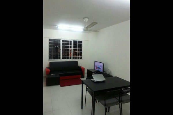 For Sale Condominium at Precinct 11, Putrajaya Freehold Unfurnished 3R/2B 200k