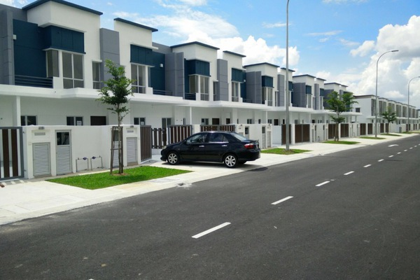 For Sale Terrace at Setia EcoHill, Semenyih Freehold Unfurnished 4R/3B 490k