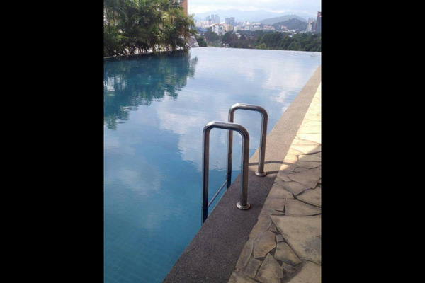 For Sale Condominium at The Orion, KLCC Freehold Semi Furnished 4R/5B 4.3m