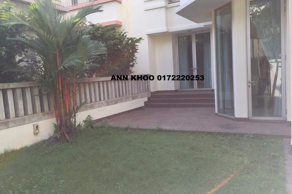 For Sale Villa at Villa Aseana, Mont Kiara Freehold Semi Furnished 5R/5B 3.1m