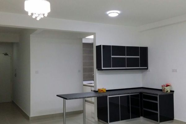 For Rent Condominium at Arte KL, Kuchai Lama Leasehold Semi Furnished 4R/2B 2.5k