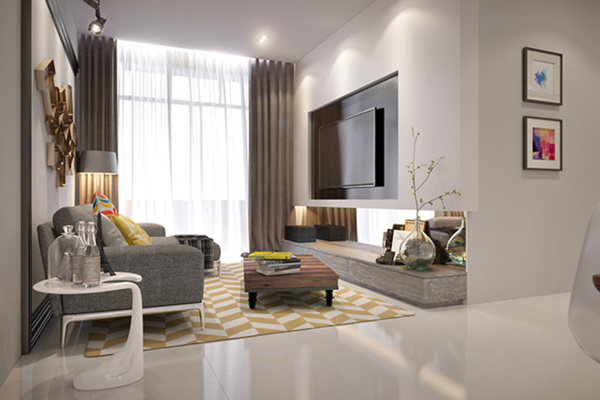 For Sale Condominium at BSP 21, Bandar Saujana Putra Leasehold Unfurnished 1R/1B 291k