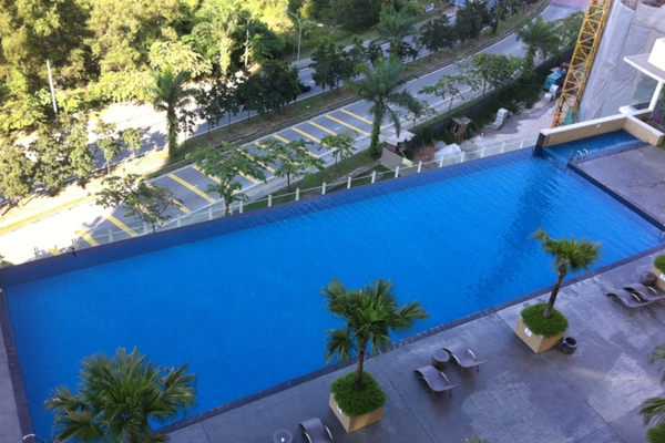 For Sale Condominium at The Park Residences, Bangsar South Leasehold Fully Furnished 4R/3B 1.48m