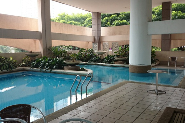 For Sale Condominium at Dorchester, Sri Hartamas Freehold Semi Furnished 0R/1B 330k