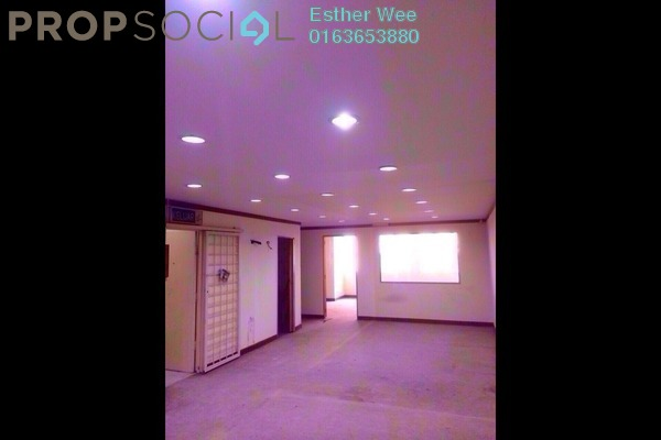 For Rent Office at SS13, Subang Jaya Leasehold Semi Furnished 0R/0B 1.7k