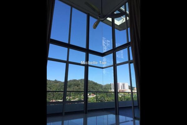 For Rent Condominium at Kiara 1888, Mont Kiara Freehold Semi Furnished 5R/6B 9.5k