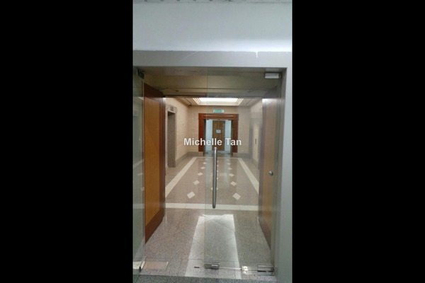 For Rent Office at Menara HLA, KLCC Freehold Unfurnished 0R/0B 78k