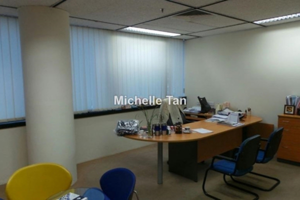 For Rent Office at Wisma Selangor Dredging, KLCC Freehold Fully Furnished 0R/0B 31.9k