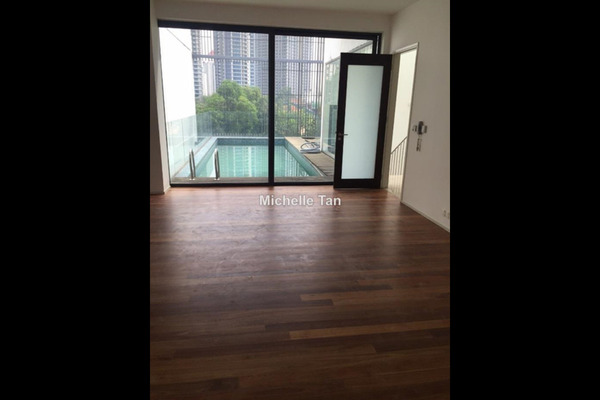 For Rent Bungalow at Kenny Heights Sanctuary, Kenny Heights Freehold Semi Furnished 4R/5B 10.0千