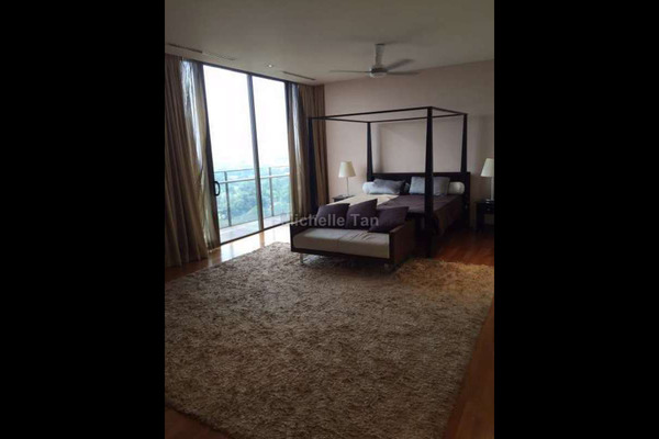 For Rent Duplex at Suria Stonor, KLCC Freehold Fully Furnished 5R/5B 16k