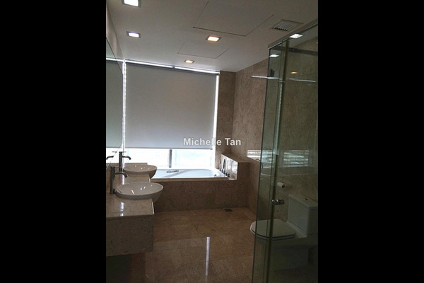 For Rent Condominium at K Residence, KLCC Freehold Semi Furnished 3R/5B 8.5k