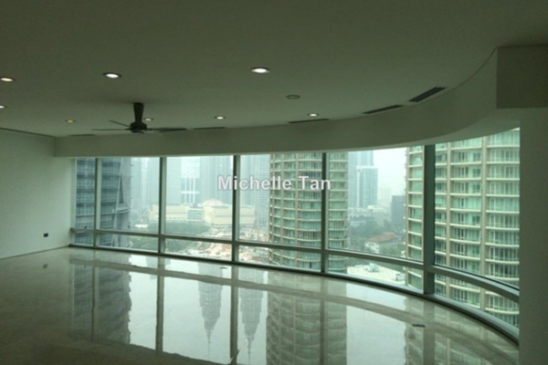 For Rent Condominium at The Avare, KLCC Freehold Semi Furnished 4R/6B 13k