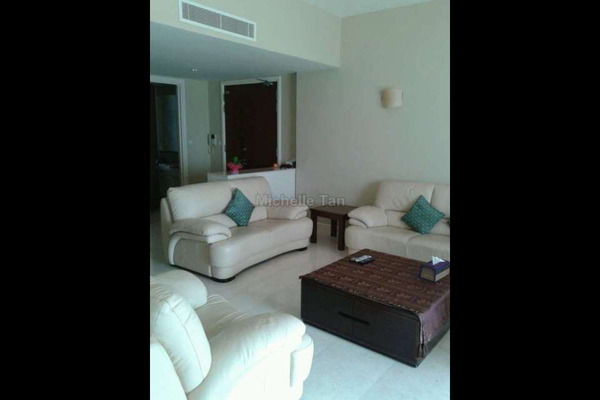 For Rent Condominium at Hampshire Park, KLCC Freehold Semi Furnished 3R/5B 7k