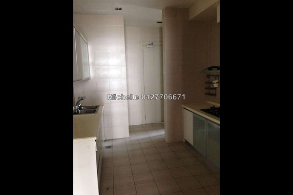 For Rent Condominium at Suria Stonor, KLCC Freehold Semi Furnished 3R/5B 11k