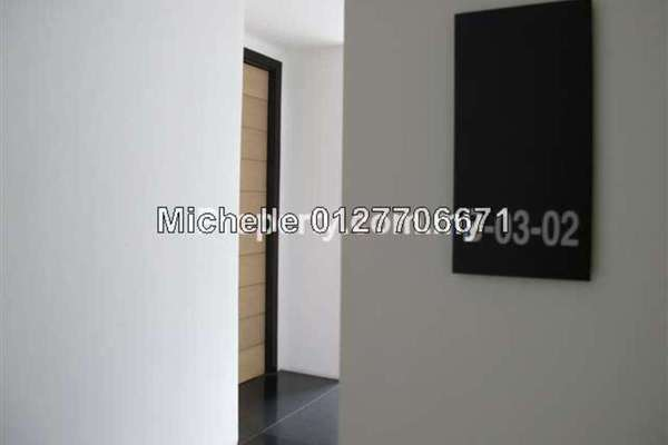 For Rent Condominium at Ampersand, KLCC Leasehold Semi Furnished 4R/5B 12k