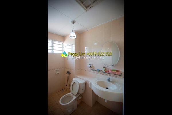 For Rent Terrace at Puteri 12, Bandar Puteri Puchong Freehold Semi Furnished 4R/3B 1.5k