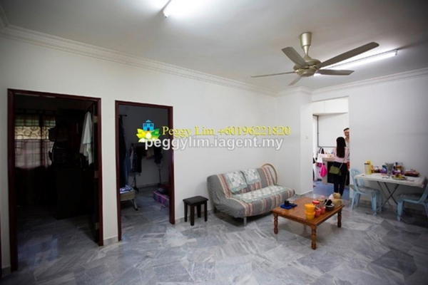 For Rent Apartment at Sri Anggerik 2, Bandar Kinrara Freehold Semi Furnished 3R/2B 850translationmissing:en.pricing.unit