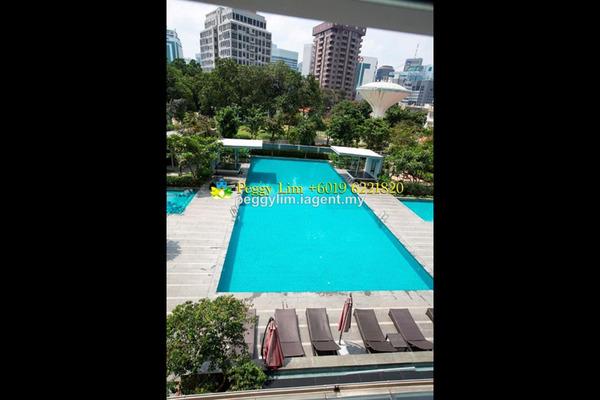 For Rent Condominium at Suasana Bukit Ceylon, Bukit Ceylon Freehold Fully Furnished 3R/2B 4k