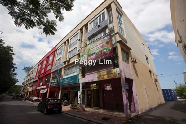 For Rent Shop at Taman Sri Muda, Shah Alam Freehold Unfurnished 0R/0B 4k