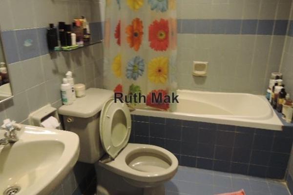 For Sale Condominium at Bukit OUG Condominium, Bukit Jalil Leasehold Semi Furnished 2R/2B 468k