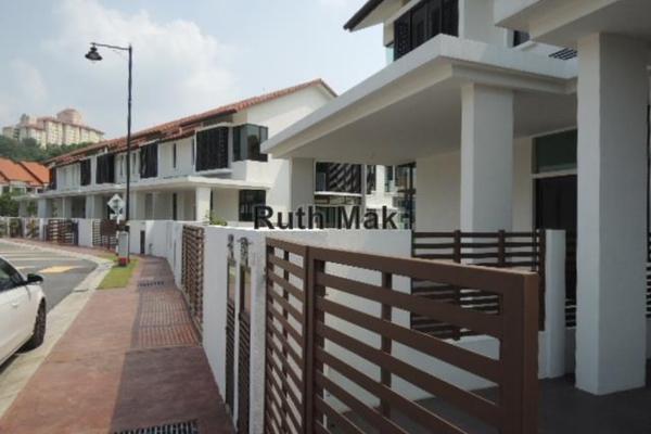 For Sale Link at BK8, Bandar Kinrara Freehold Semi Furnished 4R/5B 1.24m