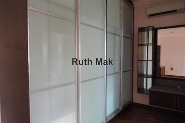 For Sale Terrace at Vistaria Residences, Bandar Puchong Jaya Freehold Semi Furnished 5R/4B 1.8百万