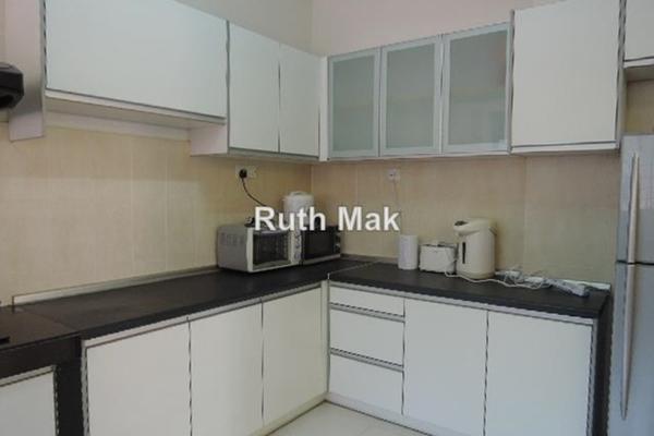 For Sale Apartment at Avilla, Bandar Puchong Jaya Leasehold Semi Furnished 3R/2B 538k