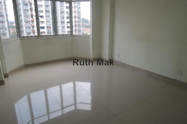 For Rent Condominium at Bukit OUG Condominium, Bukit Jalil Leasehold Semi Furnished 3R/2B 1.3k