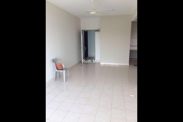 For Rent Condominium at Casa Puteri, Bandar Puteri Puchong Leasehold Unfurnished 3R/2B 1.3k