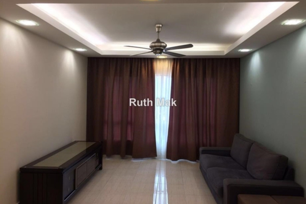 For Rent Condominium at Green Avenue, Bukit Jalil Leasehold Semi Furnished 3R/2B 1.8k