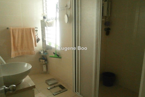 For Sale Superlink at D'Alpinia, Puchong Leasehold Semi Furnished 4R/4B 795Ribu