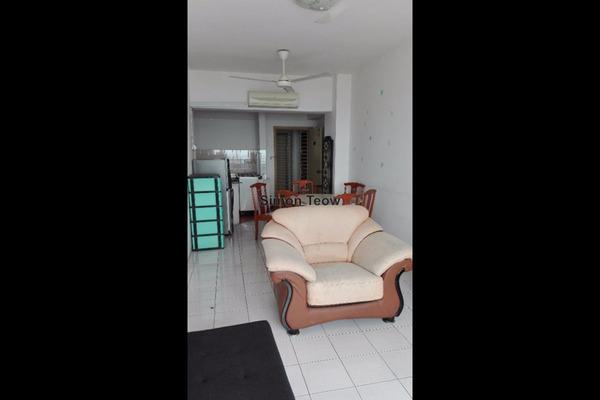 For Rent Condominium at Rhythm Avenue, UEP Subang Jaya Leasehold Fully Furnished 3R/2B 1.7k