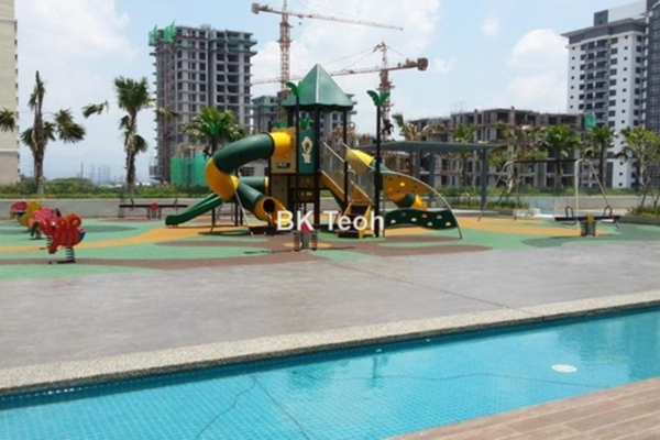 For Sale Condominium at Scenaria, Segambut Leasehold Unfurnished 3R/3B 850k