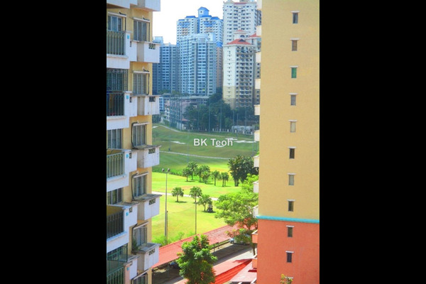 For Rent Apartment at Arena Green, Bukit Jalil Leasehold Fully Furnished 2R/2B 1.38k