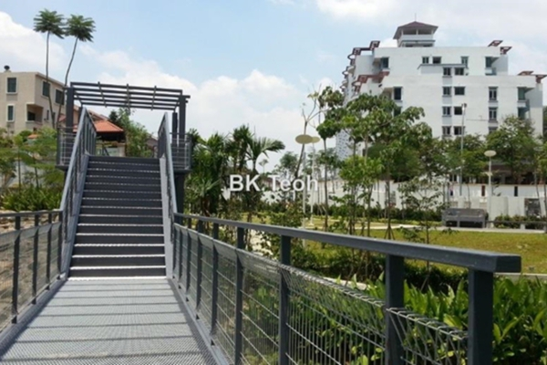 For Rent Condominium at Scenaria, Segambut Leasehold Semi Furnished 3R/3B 2k