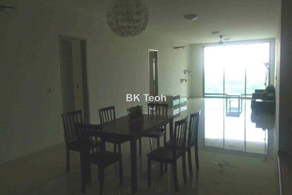 For Rent Condominium at X2 Residency, Puchong Leasehold Semi Furnished 4R/4B 2.2k