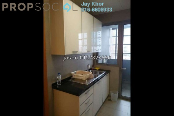 For Rent Condominium at The Meritz, KLCC Freehold  2R/2B 5.5千