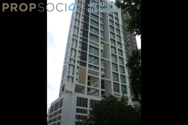 For Rent Condominium at The Meritz, KLCC Freehold  3R/3B 7.8k