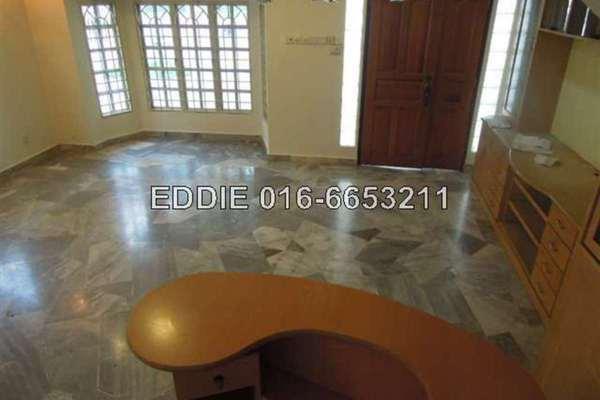 For Sale Terrace at Taman Wawasan, Pusat Bandar Puchong Freehold Unfurnished 4R/3B 880k